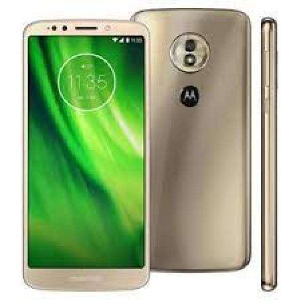 Celular Motorola G Play   Dourado