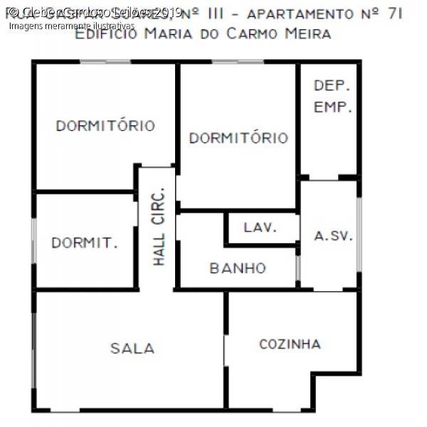 Apartamento Zona Norte - SP